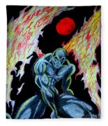 Dark Angel #2 Fleece Blanket
