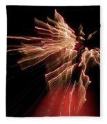 Dark Angel Fleece Blanket