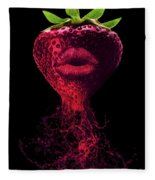 Deep Flavor Fleece Blanket