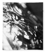 Dark Glass Fleece Blanket