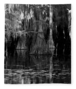 Dark Water Fleece Blanket