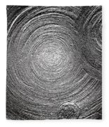 Darkness Without End Fleece Blanket