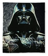 Darth Vader Fleece Blanket