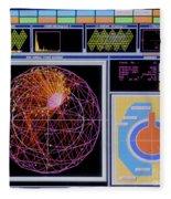 Data Capture, Sudbury Neutrino Fleece Blanket