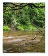 Davidson River Fleece Blanket