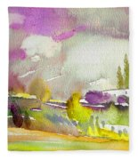 Dawn 03 Fleece Blanket