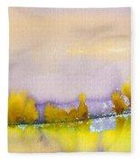 Dawn 11 Fleece Blanket