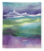 Dawn 14 Fleece Blanket