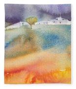 Dawn 15 Fleece Blanket