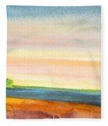 Dawn 19 Fleece Blanket