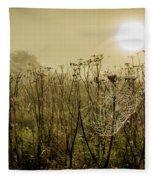 Dawn Dew Fleece Blanket