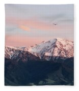 Dawn Flight Fleece Blanket