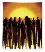 Dawn Of The Dead 2004 Fleece Blanket