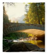 Daybreak Crossing Fleece Blanket