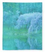 Daydream - Holmdel Park Fleece Blanket