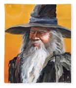 Daydream Wizard Fleece Blanket