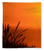 Day's End Fleece Blanket