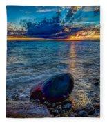 Days End Fleece Blanket