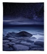 De Profundis Fleece Blanket