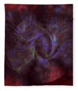 Dead Cities Fleece Blanket
