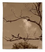 Dead Wood Fleece Blanket