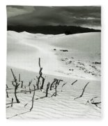 Death Valley Brush Fleece Blanket