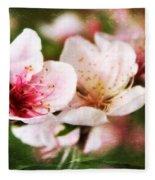 Decadent Spring Delight Fleece Blanket