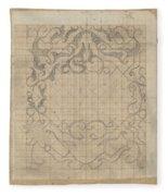 Decorative Design, Carel Adolph Lion Cachet, 1874 - 1945 Sv Fleece Blanket