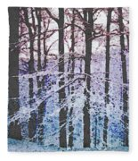 Deep Freeze Fleece Blanket