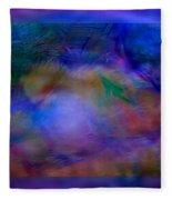 Deep Waters Fleece Blanket