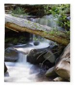Deer Creek 03 Fleece Blanket