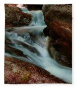 Deer Creek 04 Fleece Blanket
