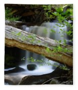 Deer Creek 13 Fleece Blanket