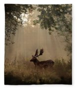 Deer Fleece Blanket