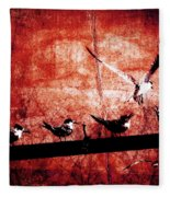Defiance Fleece Blanket