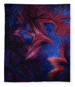 Deja Vu Fleece Blanket
