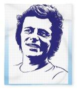 Delbert Mcclinton Fleece Blanket