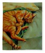 Delicious Sleep Fleece Blanket