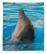 Delphin 2 Fleece Blanket