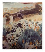 Denis: Paradise, 1912 Fleece Blanket