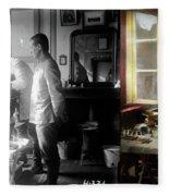 Dentist - The Horrors Of War 1917 - Side By Side Fleece Blanket