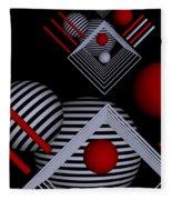Depth   -7- Fleece Blanket
