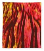 Depths Of Mordor Fleece Blanket