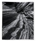 Desert Flow Fleece Blanket