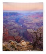 Desert Glow Fleece Blanket