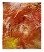 Desert Land Fleece Blanket