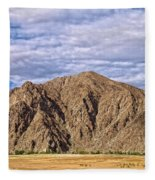 Desert Oasis Fleece Blanket