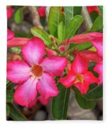 Desert Rose Or Chuanchom Dthb2108 Fleece Blanket