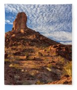 Desert Spire Fleece Blanket