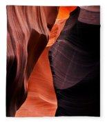 Desert Split Fleece Blanket